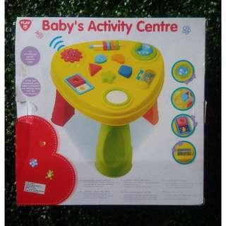 Baby Activity Center