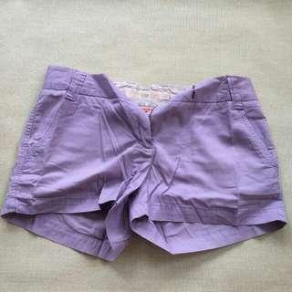 Hotpants ungu #umn2018