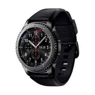 Samsung Gear S3 Frontier Bluetooth