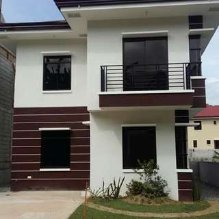Pre selling single attached house and lot at alabang muntinlupa
