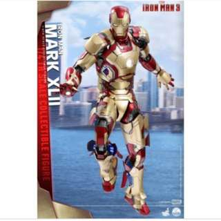 THE AVENGERS 2 IRON SHF MK43 SUPER ALLOY IRON MAN JOINT MOVABLE TOYS INTL. Hot