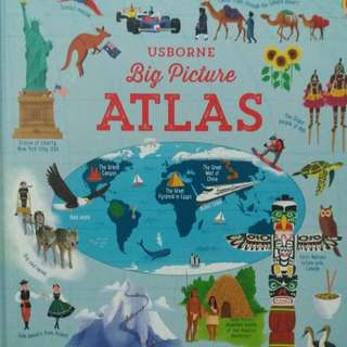 Big Picture Atlas Book