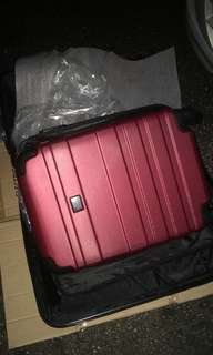 "20"" Valentino Creations Luggage"