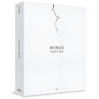 BTS concept book(淨,冇卡)