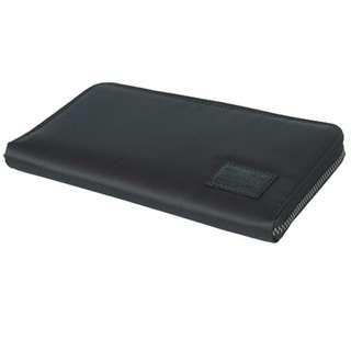 porter拉鏈電話長銀包zip phone iphone 8 plus long wallet錢包7 x 6黑色Black