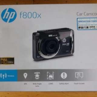 HP f800x car camcorder 惠普 汽車行車記錄儀