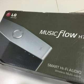 LG H7 wireless Bluetooth speaker