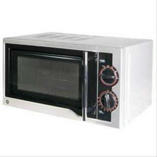 GE Mechanical Microwave Oven