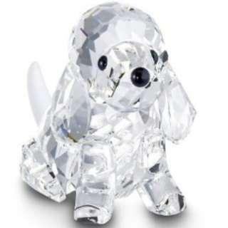 Swarovski Beagle Puppy