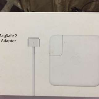 60W MagSafe 2 Power Adapter (negotiable)