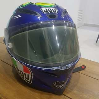 AGV Corsa XL size limited edition vr