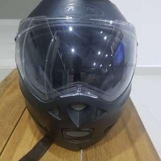 Caberg modular duke helmet XL