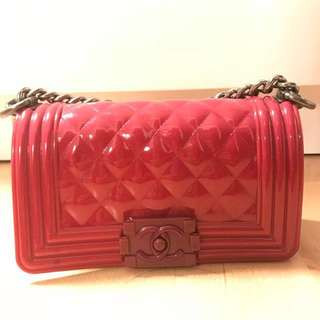 Chanel Jelly Boy Non Authentic