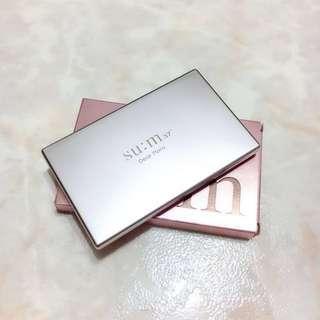 SU:M37 Dear Floar Enchanted Lip Essential Balm Special Palette Gift Set