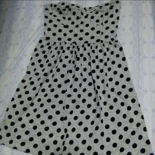 SALE!! H&M Divided tube dress