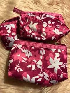 Estee lauder mini pouch