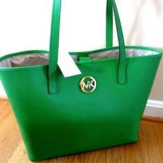 Michael kors large tote in palm