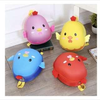 Eggshell backpack (Babybug)