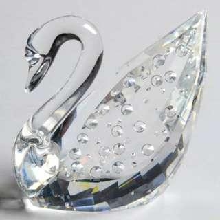 Swan-Centenary Figurine