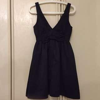 Warehouse little black dress
