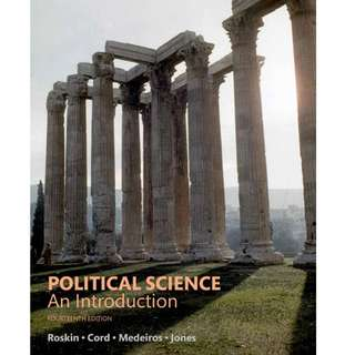Political Science An Introduction 14th edition