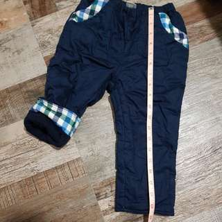 Winter pants (for 2-3yr old)