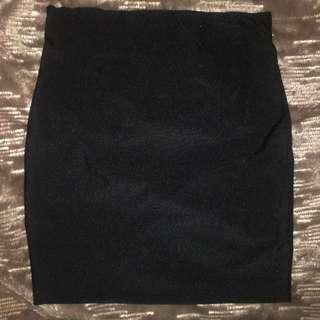 Universal store black skirt