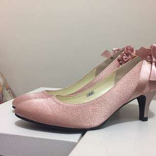 Jelly Beans high heels in Pink