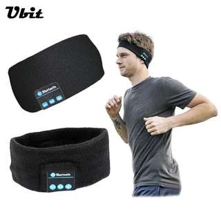 UBIT wearable headphone stereo