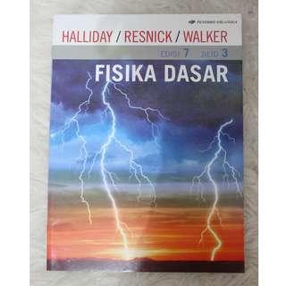 Fisika Dasar Jilid 3 Edisi 7 Halliday/Resnick/Walker