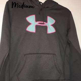 Under Armour hoodie - Size Medium