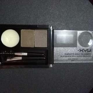 NYX Eyebrow Cake Powder in TAUPE/ASH