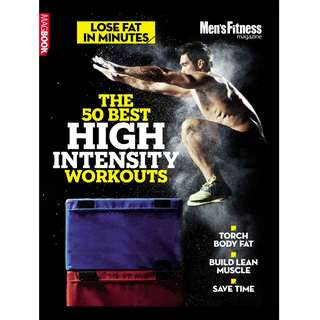 The 50 Best High Intensity Workouts