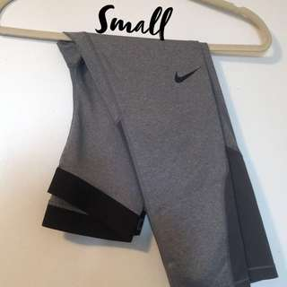 Nike Pro Leggings - Size small