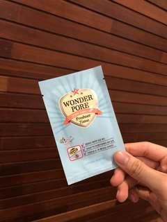 Etude House Wonder Pore Cleansing Tissue