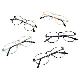 Replacable Lens Eyeglasses