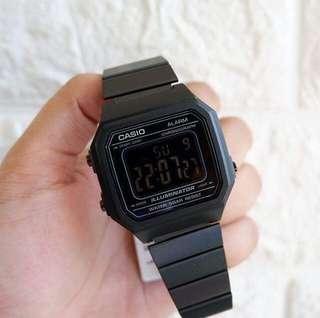 B650 Casio Black
