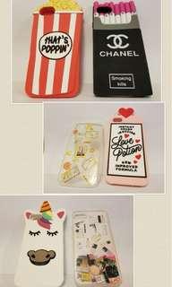 日本可愛系電話殼iPhone 7&8