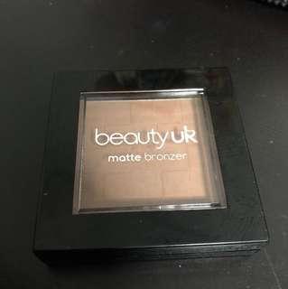beauty uk matte bronzer