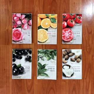 Nature Republic Real Nature Mask Sheet - From NATURE REPUBLIC, South Korea
