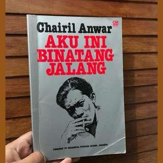 Kumpulan Sajak Chairil Anwar