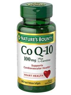 Nature's Bounty Co Q-10