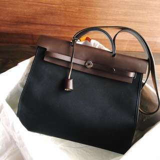 AUTHENTIC HERMES HERBAG