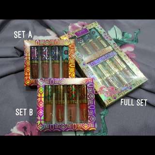 Tarte Tartiest Lip Paint Set