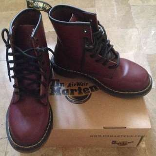 Doc Martens 1460 Cherry Red