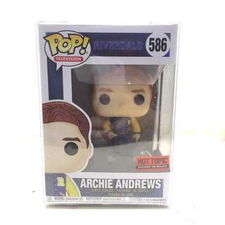 Funko Pop Archie Andrews from Riverdale