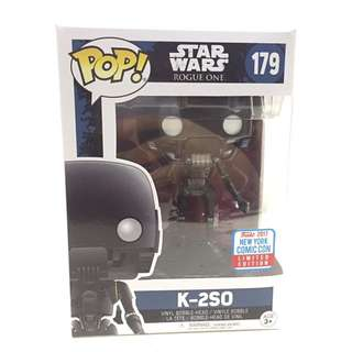 Funko Pop K-2SO from Star Wars (NYCC Exclusive)