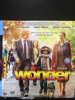Dvd English movie, Wonder