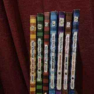 Diary of whimpy kid - Jeff Kinney (bahasa)