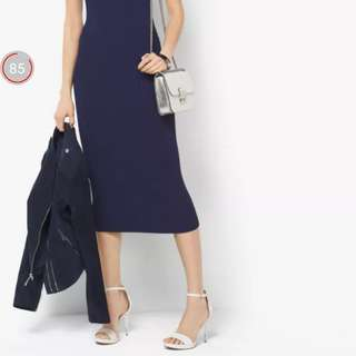 Michael kors navy dress